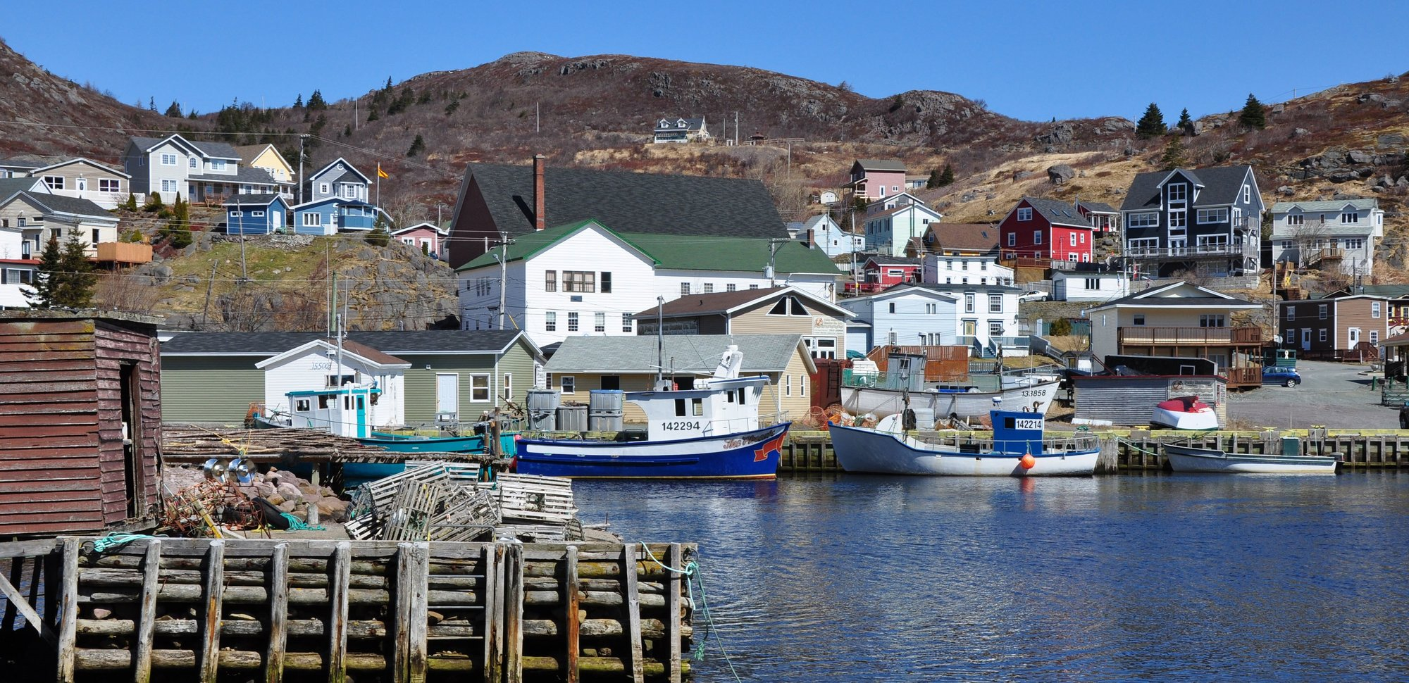 homes for sale in Petty Harbour and Maddox Cove