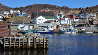 Petty Harbour Homes