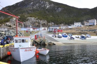 Bauline homes and harbour